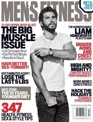 Men's Fitness December 2014