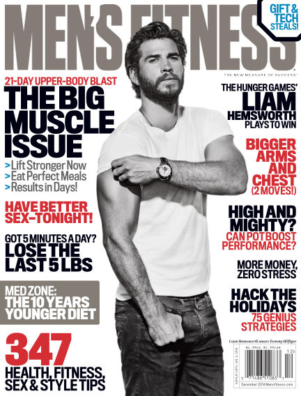 Men's Fitness November 14, 2014 00:00