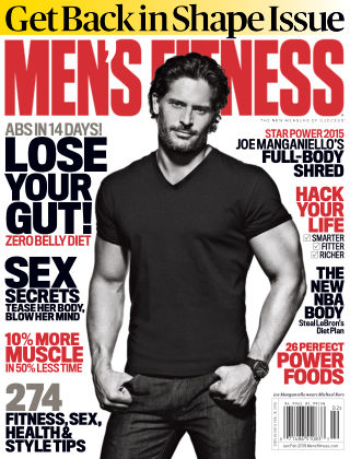 Men's Fitness Jan / Feb 2015