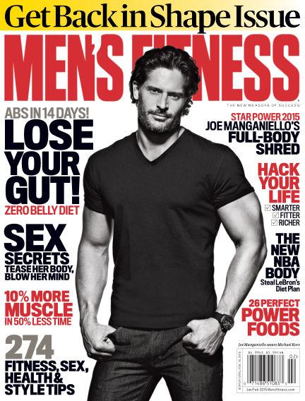 Men's Fitness January 02, 2015 00:00