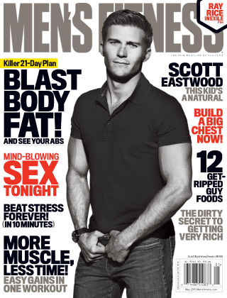 Men's Fitness May 2015