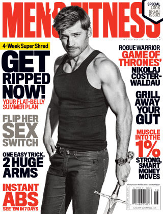 Men's Fitness June 2015