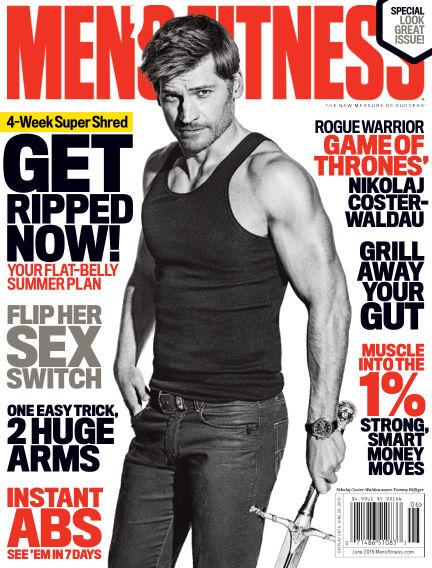 Men's Fitness May 22, 2015 00:00