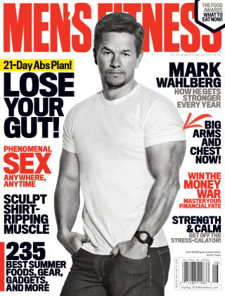Men's Fitness July / August, 2015