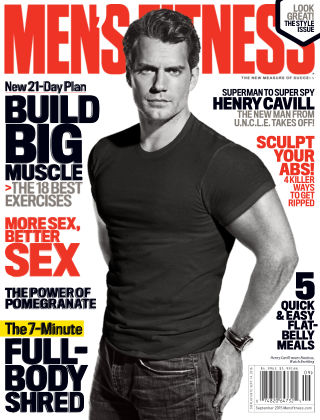 Men's Fitness September 2015