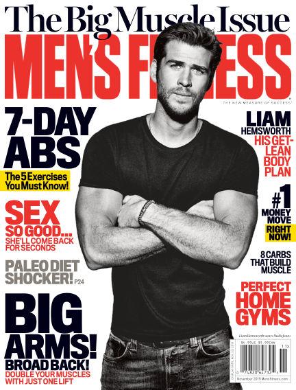 Men's Fitness October 16, 2015 00:00