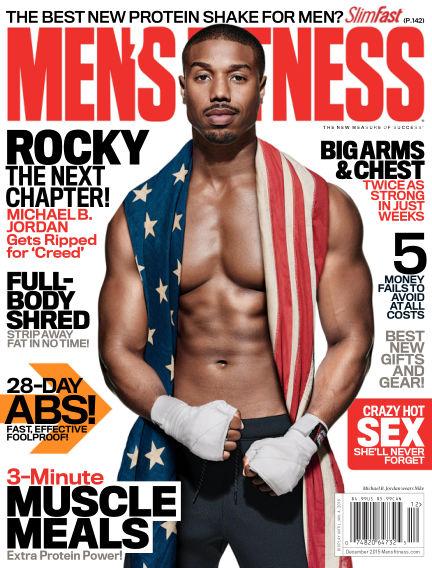 Men's Fitness November 20, 2015 00:00