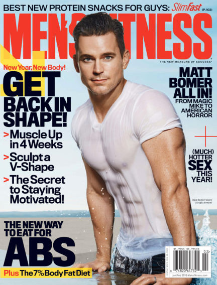 Men's Fitness January 01, 2016 00:00