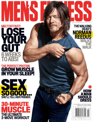Men's Fitness Mar 2016
