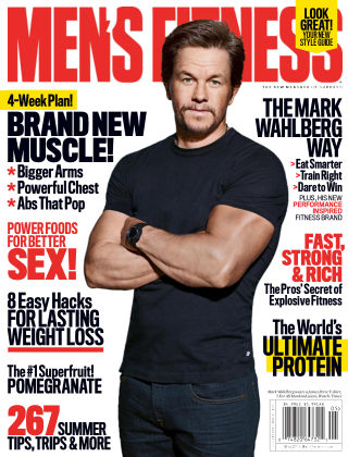 Men's Fitness May 2016