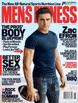 Men's Fitness Jun 2016