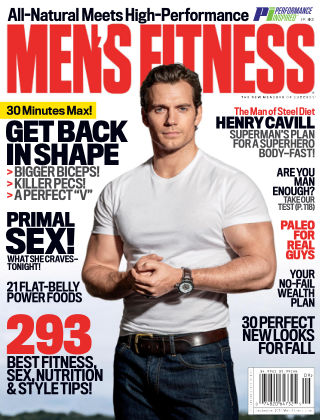 Men's Fitness Sep 2016