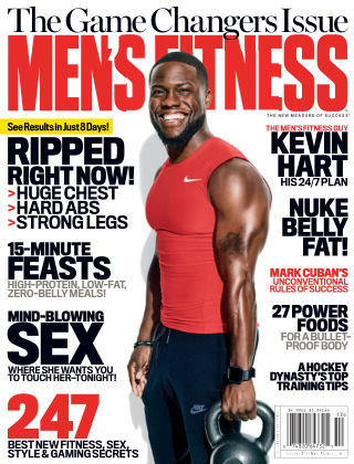 Men's Fitness Oct 2016