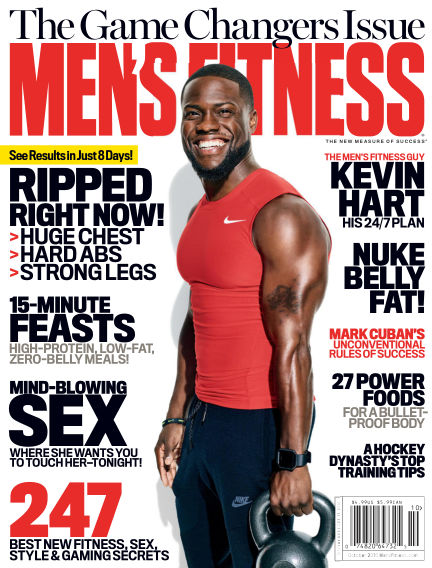 Men's Fitness September 09, 2016 00:00