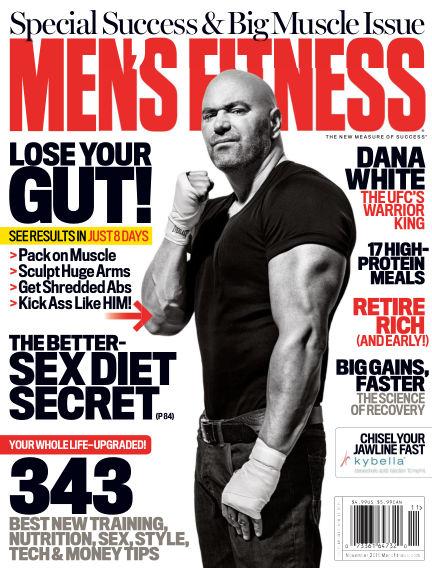 Men's Fitness October 14, 2016 00:00