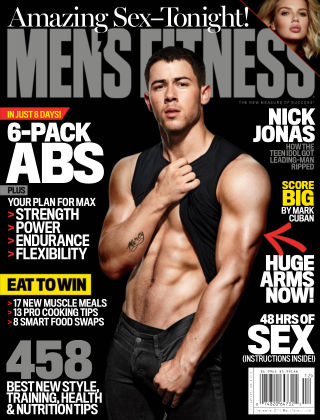 Men's Fitness Dec 2016
