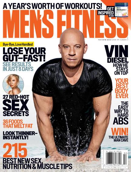 Men's Fitness December 30, 2016 00:00