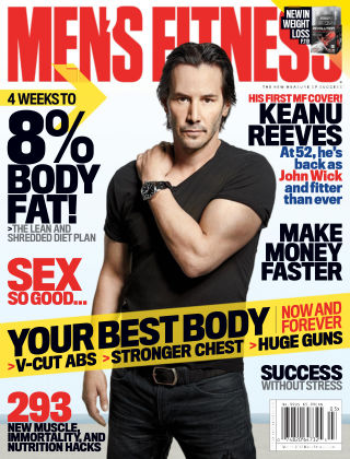 Men's Fitness Mar 2017
