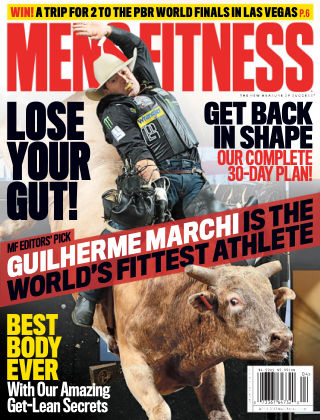 Men's Fitness Apr 2017