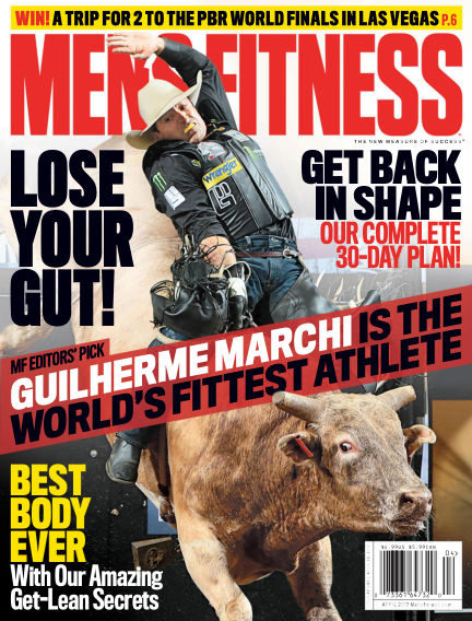 Men's Fitness March 17, 2017 00:00