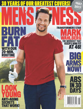 Men's Fitness Jul-Aug 2017