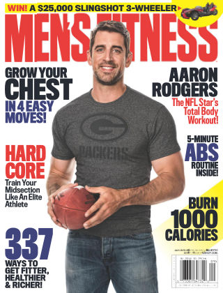 Men's Fitness Sep 2017