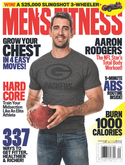 Men's Fitness August 04, 2017 00:00