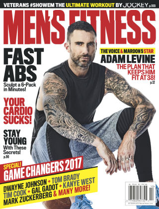 Men's Fitness Oct 2017