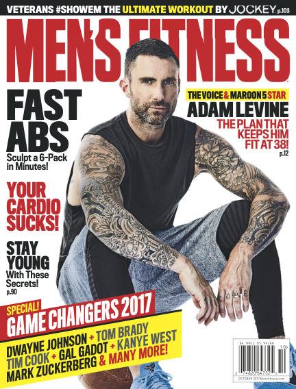 Men's Fitness September 08, 2017 00:00