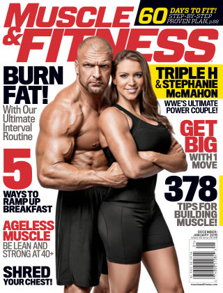 Muscle & Fitness Dec / Jan 2015