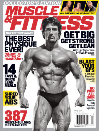 Muscle & Fitness April 2015
