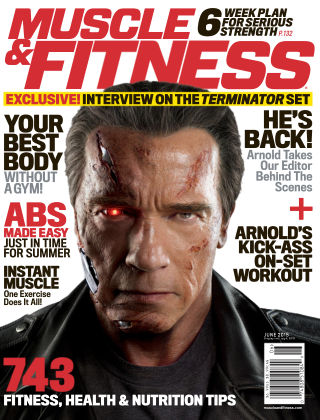 Muscle & Fitness Issue 21, 2015