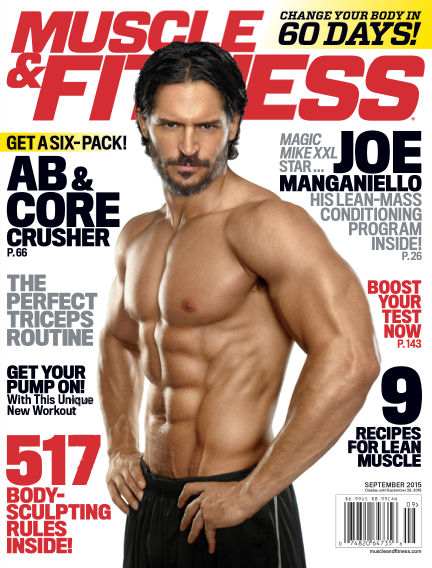 Muscle & Fitness August 14, 2015 00:00
