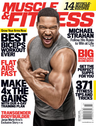 Muscle & Fitness October 2015