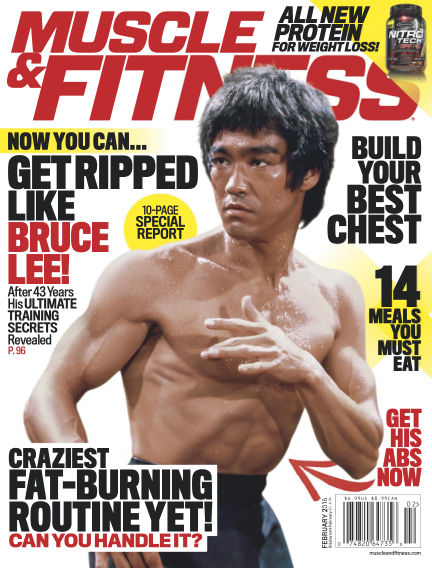 Muscle & Fitness January 29, 2016 00:00