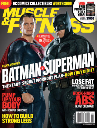 Muscle & Fitness Mar 2016