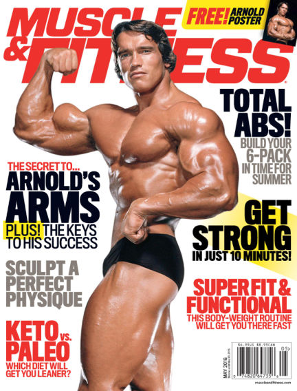 Muscle & Fitness April 22, 2016 00:00