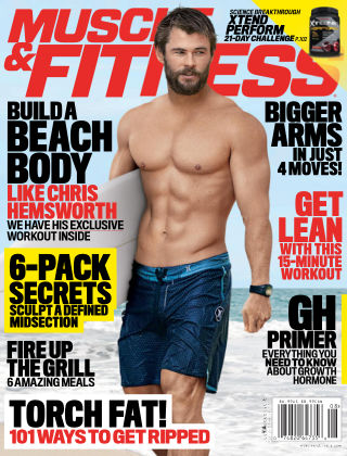 Muscle & Fitness Jul-Aug 2016