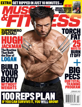 Muscle & Fitness Feb 2017