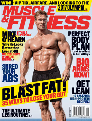 Muscle & Fitness Apr 2017