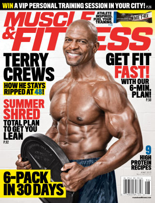 Muscle & Fitness Jun 2017
