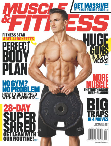 Muscle & Fitness August 21, 2017 00:00