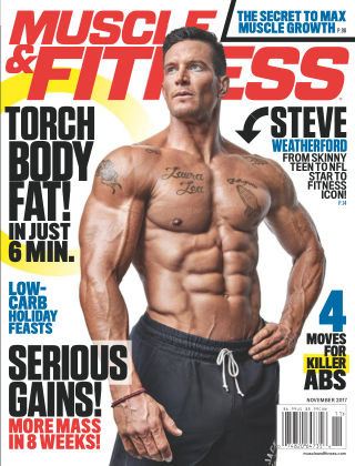 Muscle & Fitness Nov 2017