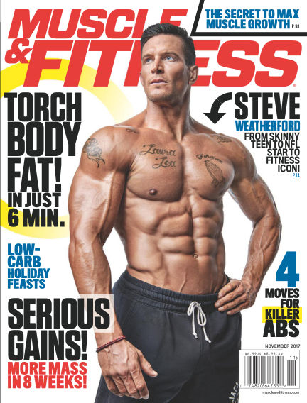 Muscle & Fitness October 30, 2017 00:00