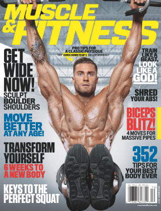 Muscle & Fitness Dec 2017