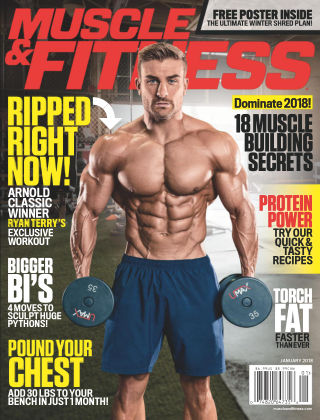 Muscle & Fitness Jan 2018