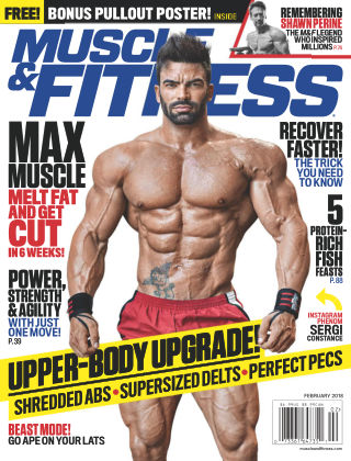 Muscle & Fitness Feb 2018