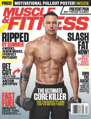 Muscle & Fitness Apr 2018