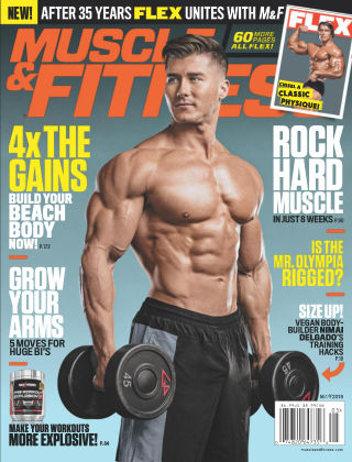 Muscle & Fitness May 2018