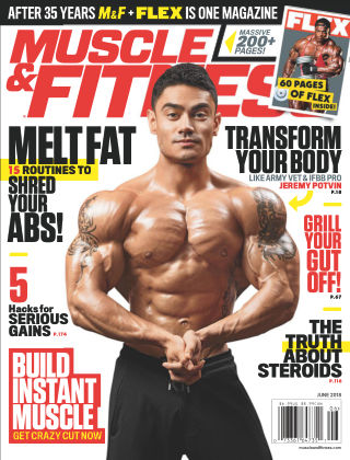 Muscle & Fitness Jun 2018